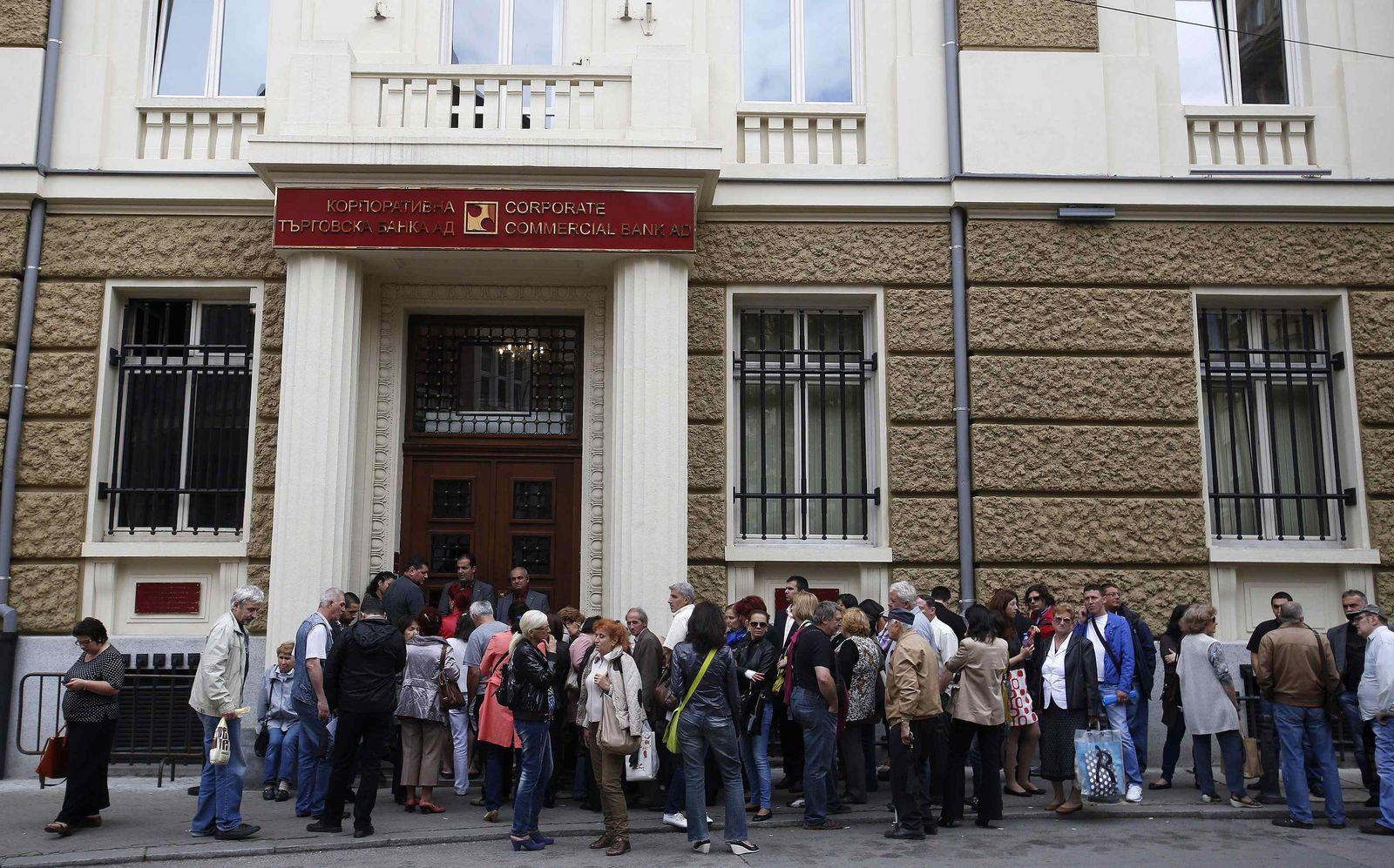 Bulgarien Bankrun