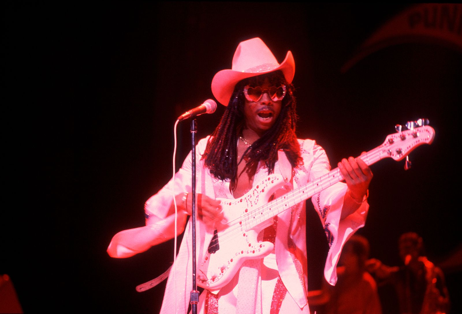 Sample-Kriege - Rick James At The Uptown Theater