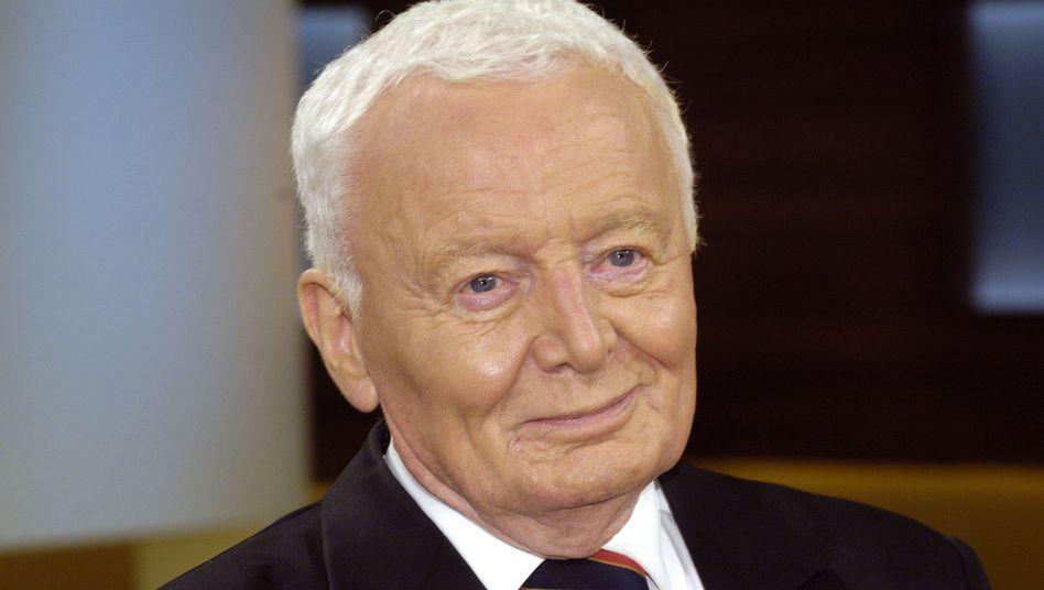 Arnulf Baring (Archivbild von 2011)