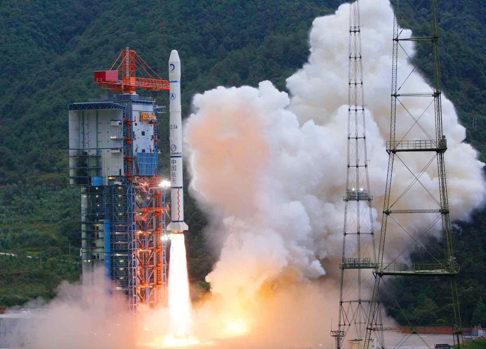 Chang'e 1 / Raumfahrt / China