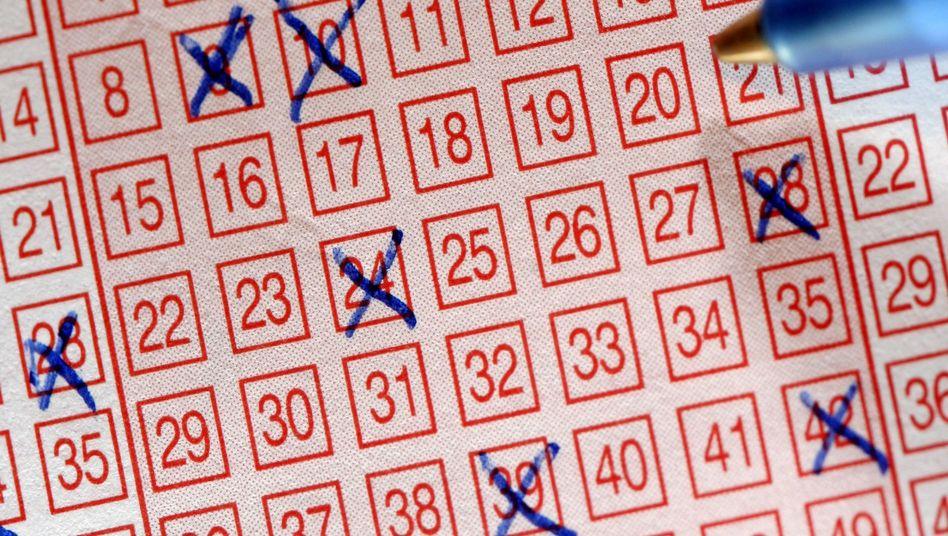 Lottoschein: Das klassische 6 aus 49 soll ab Mai bundesweit teurer werden