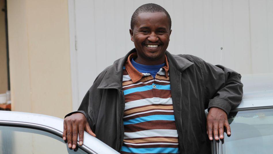 """Taxifahrer Samuel in Nairobi: """"Sind die Deutschen Rassisten?"""""""