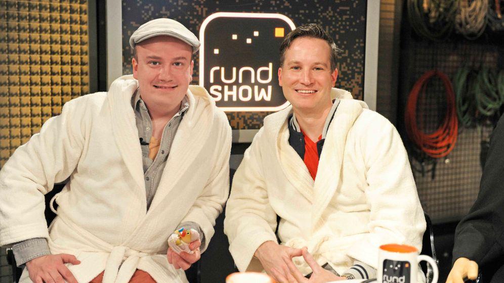 """""""Rundshow"""" im Bayerischen Rundfunk: Handy als Fernbedienung"""