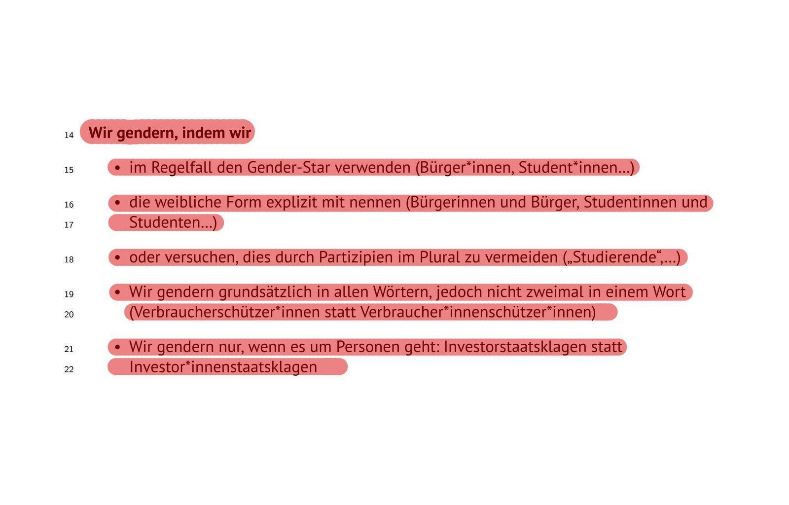 EINMALIGE VERWENDUNG Antragsbuch der Grünen/ S. 192