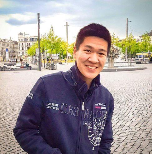 """Student Tuan Kieu: """"Ich hatte das Gefühl, den richtigen Zeitpunkt für einen Wechsel verpasst zu haben"""""""
