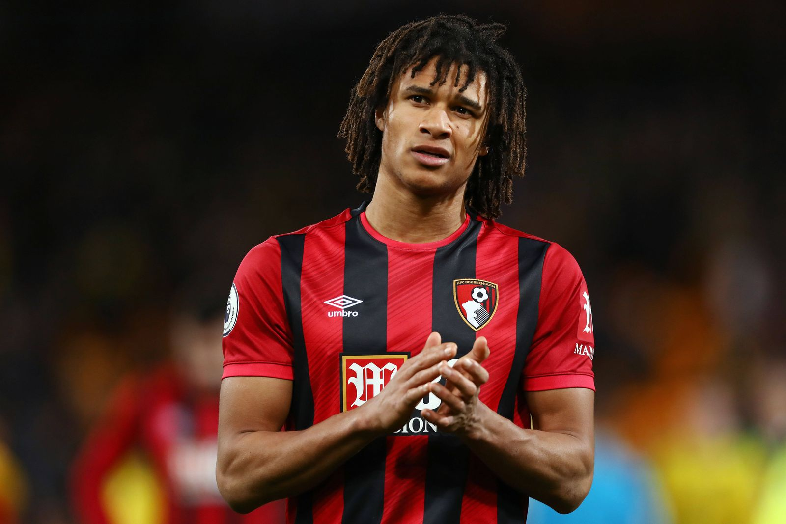 January 18, 2020, Norwich, United Kingdom: Nathan Ake of AFC Bournemouth is seen during the Premier League match betwee