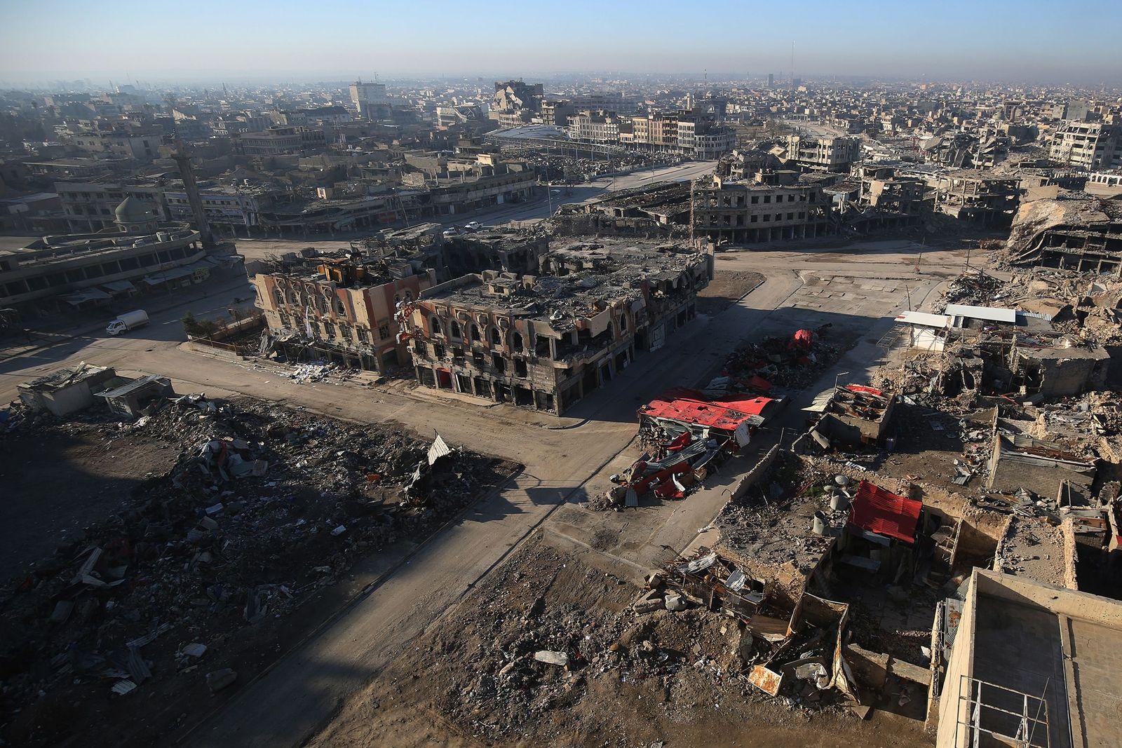 Mossul / Irak