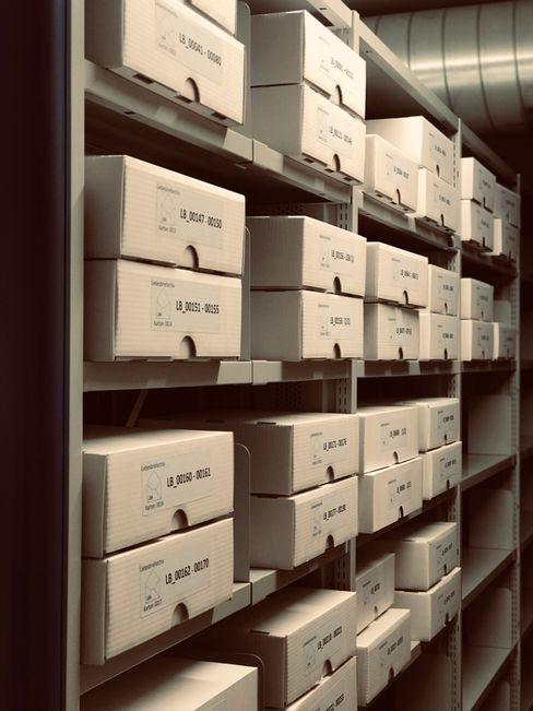 Hier schlummert die Liebe: Blick ins Koblenzer Archiv