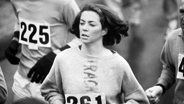 Kathrine Switzer: Sie läuft und läuft und läuft