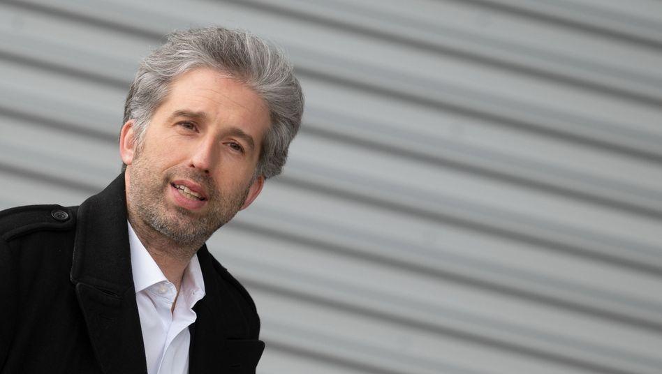 Boris Palmer steht vor einem Parteiausschlussverfahren bei den Grünen