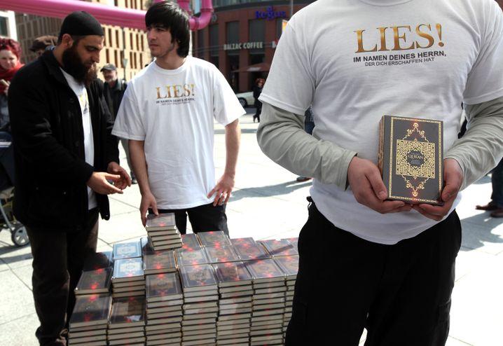 """""""Lies""""-Kampagne"""