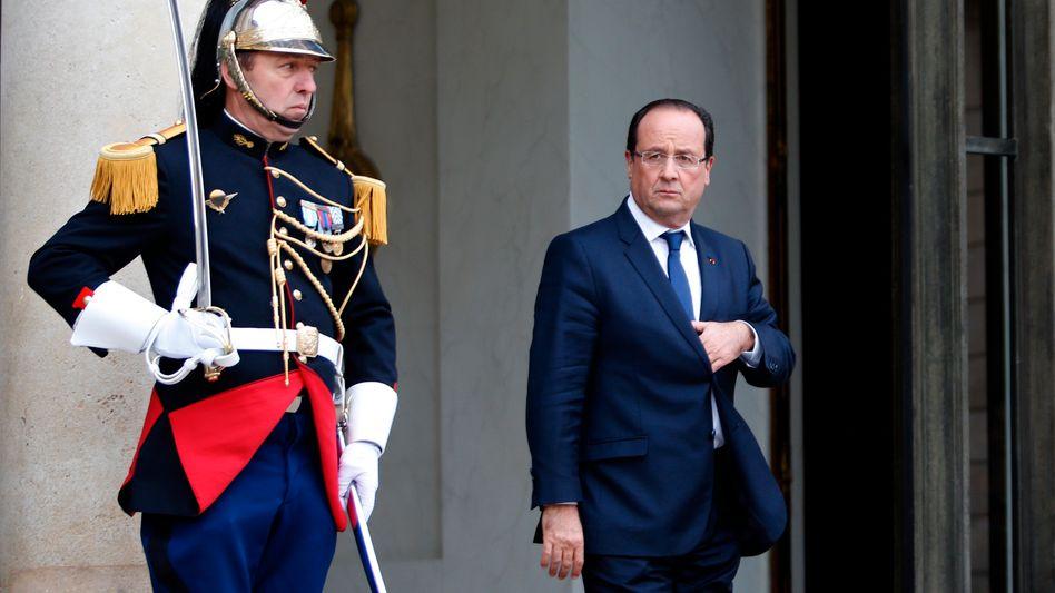 Frankreichs Präsident Hollande: US-Botschafter wegen Spähaffäre einbestellt