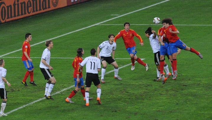 Puyols Tor: Ein Kopfball ins deutsche Herz
