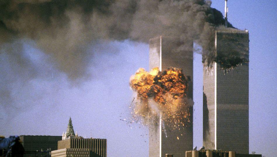 Anschlag auf das World Trade Center in New York (11. September 2001): Alle Optionen durchgespielt