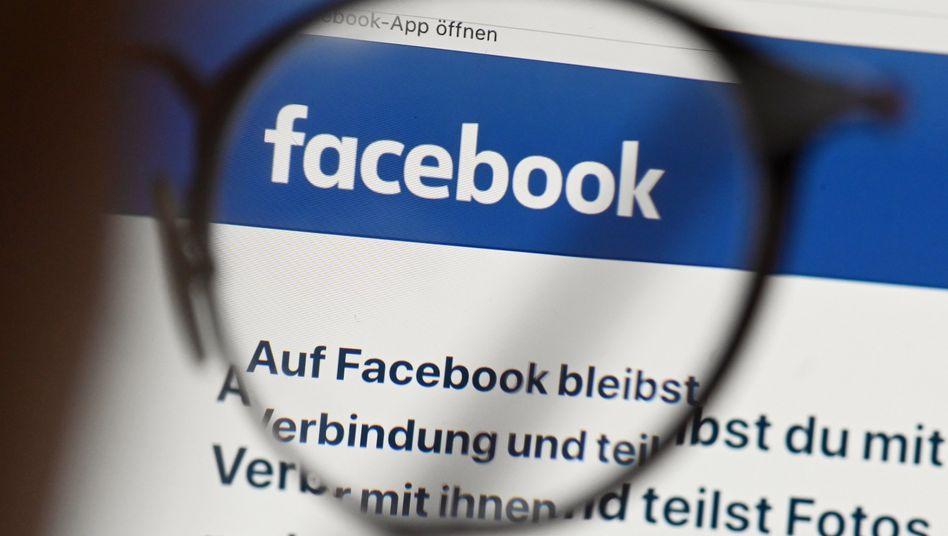 Facebook: Immer wieder wird über den Umgang des Unternehmens mit Daten gestritten