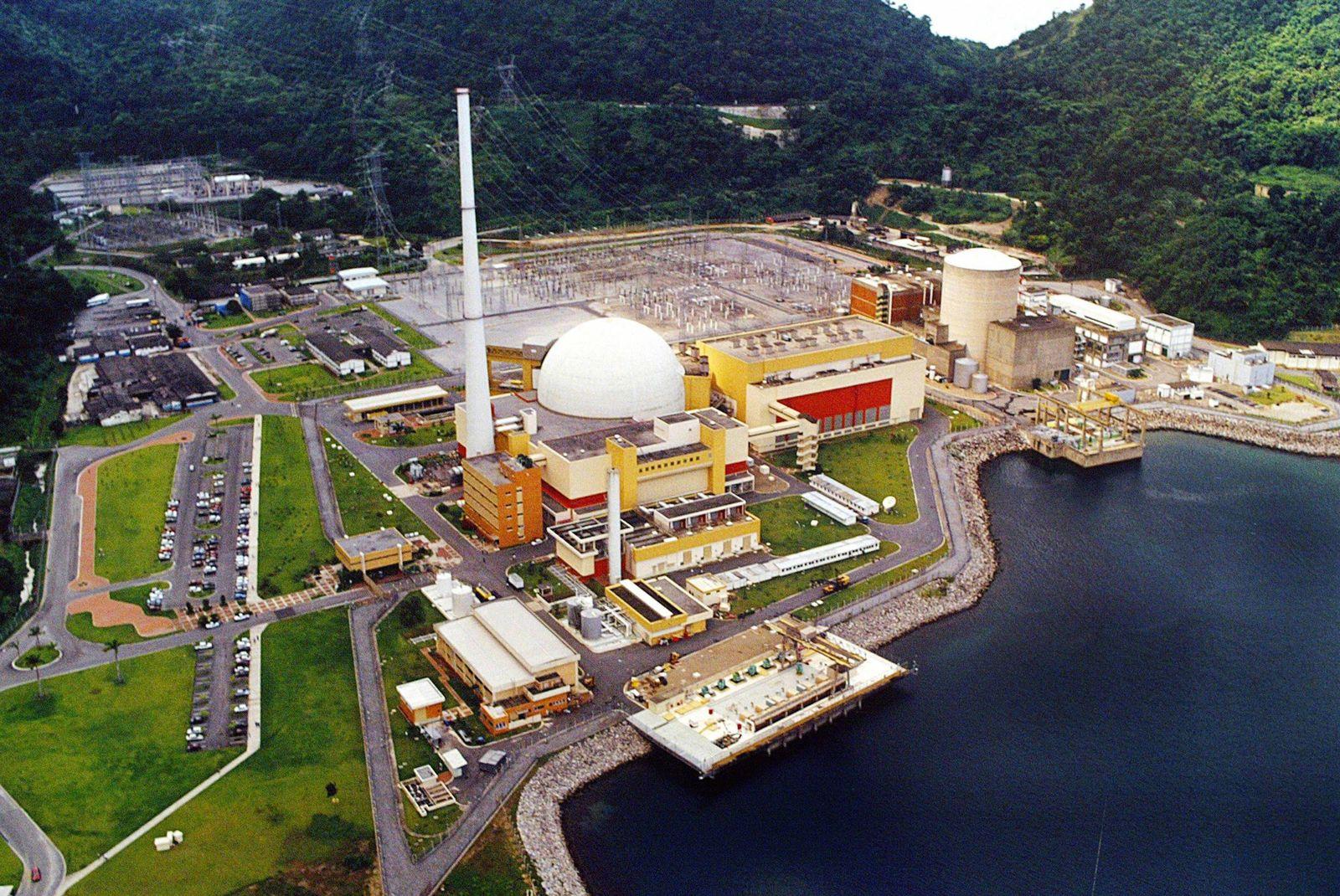 Atomkrafwerk / Brasilien / Angra 1 / Angra 2