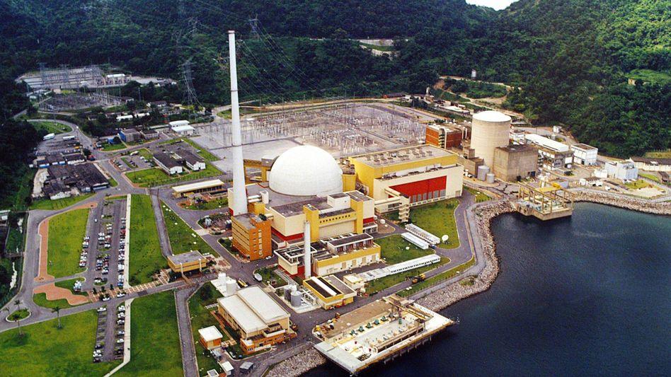 Brasilianisches Atomkraftwerk Angra: Technik aus Deutschland