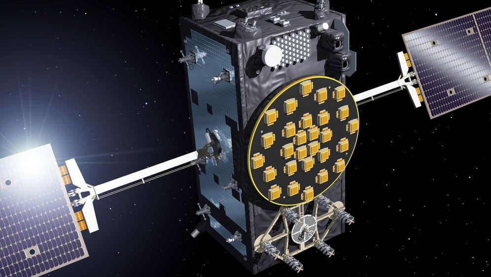 Galileo-Satelliten: Wegweiser im Weltraum