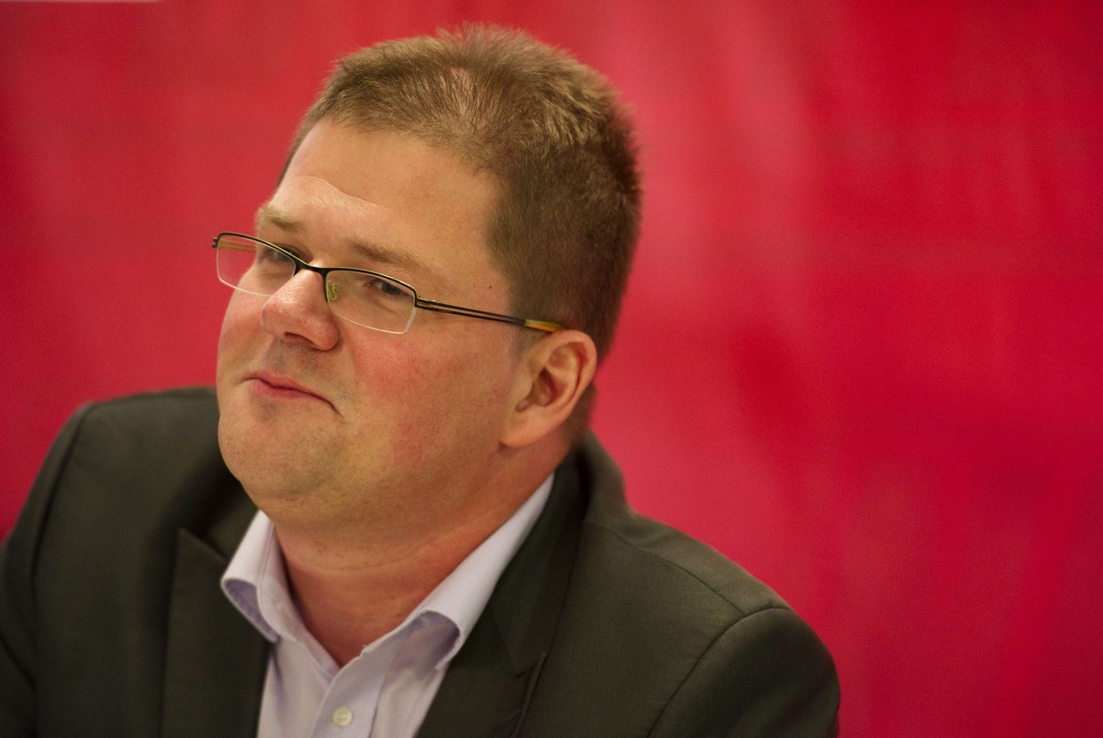 NPD Parteitag / Neuruppin / Holger Apfel