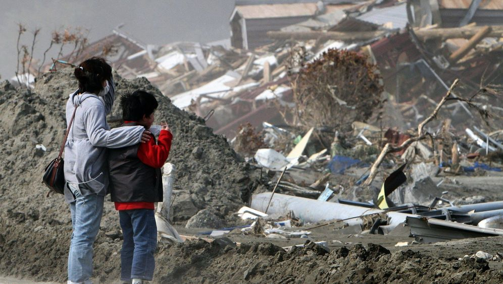 Photo Gallery: Japan's Devastated Coastline