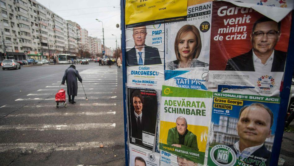 Rumänien vor dem Wandel? Am Sonntag wird das Parlament gewählt