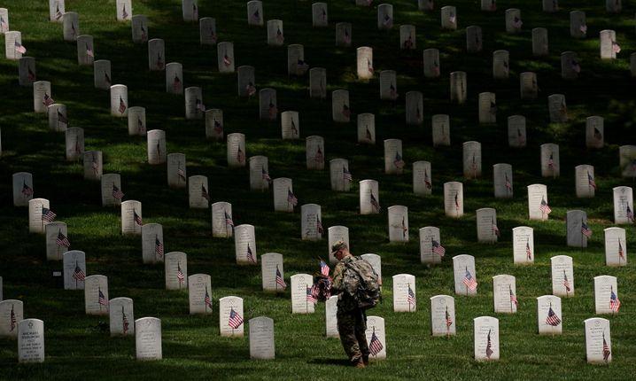 US-Militärfriedhof Arlington
