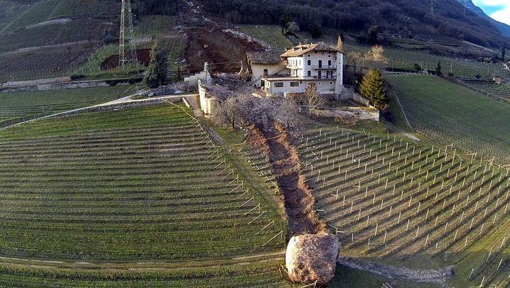 Augenblick mal!: Boccia der Natur - die Spur der Steine