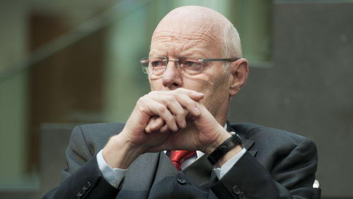 Peter Struck: Mit Leib und Seele Sozialdemokrat