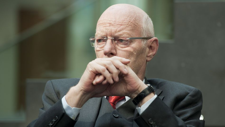 Ex-Verteidigungsminister und Fraktionschef: Peter Struck ist tot