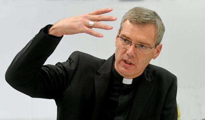 """Heiner Wilmer, Bischof des Bistums Hildesheim (Archiv): """"Klimaschutz geht alle an"""""""