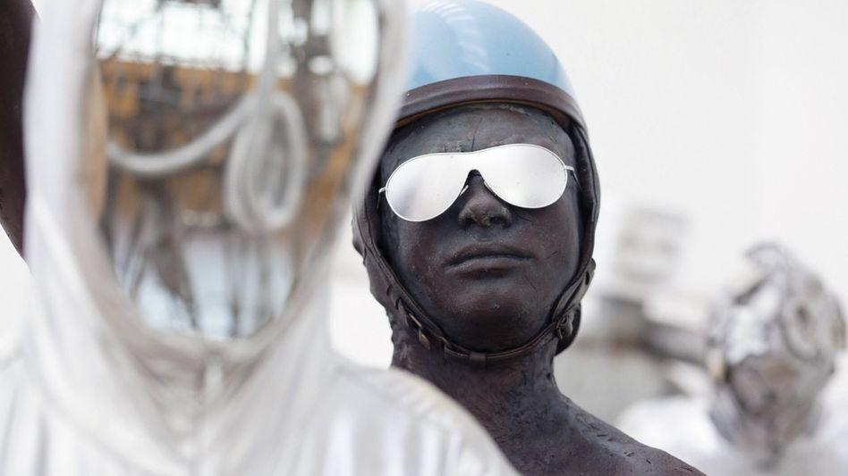 Althamer-Installation »Bródno People«, 2010: Ärmliche Außenseiter in der Wirklichkeit