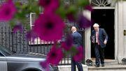 Boris Johnson droht der EU mit hartem Bruch