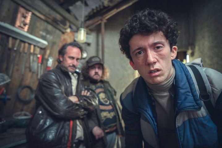 Hauptdarsteller Moritz (Maximilian Mundt): Zerbricht er an seinen verschiedenen Identitäten?