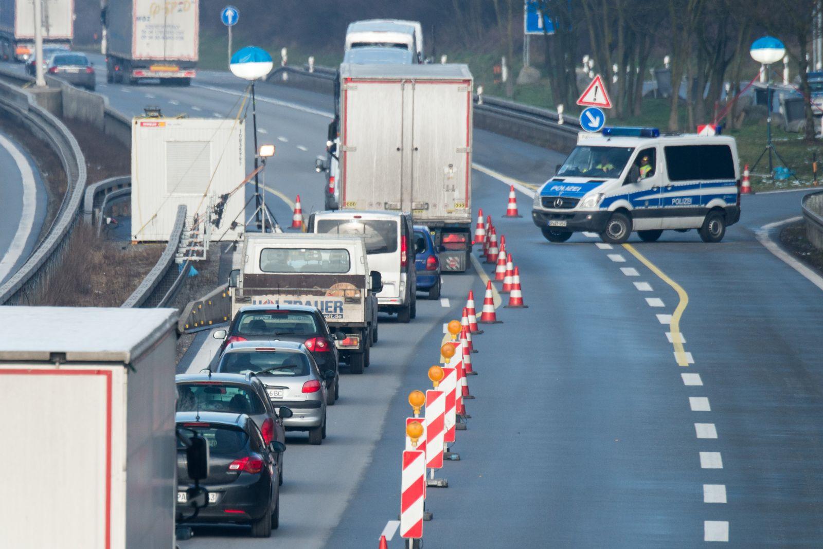 Grenzkontrollen und ihre Folgen in Bayern