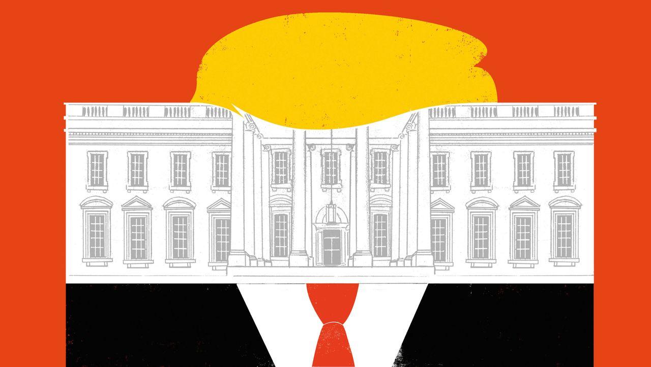 Donald Trump und das Coronavirus: Eine Weltmacht blamiert sich - DER SPIEGEL - Politik