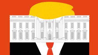 Lagerkoller im Weißen Haus