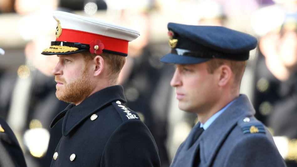 Prinzen Harry, William: Weiter Eiszeit – oder Chance auf Tauwetter?