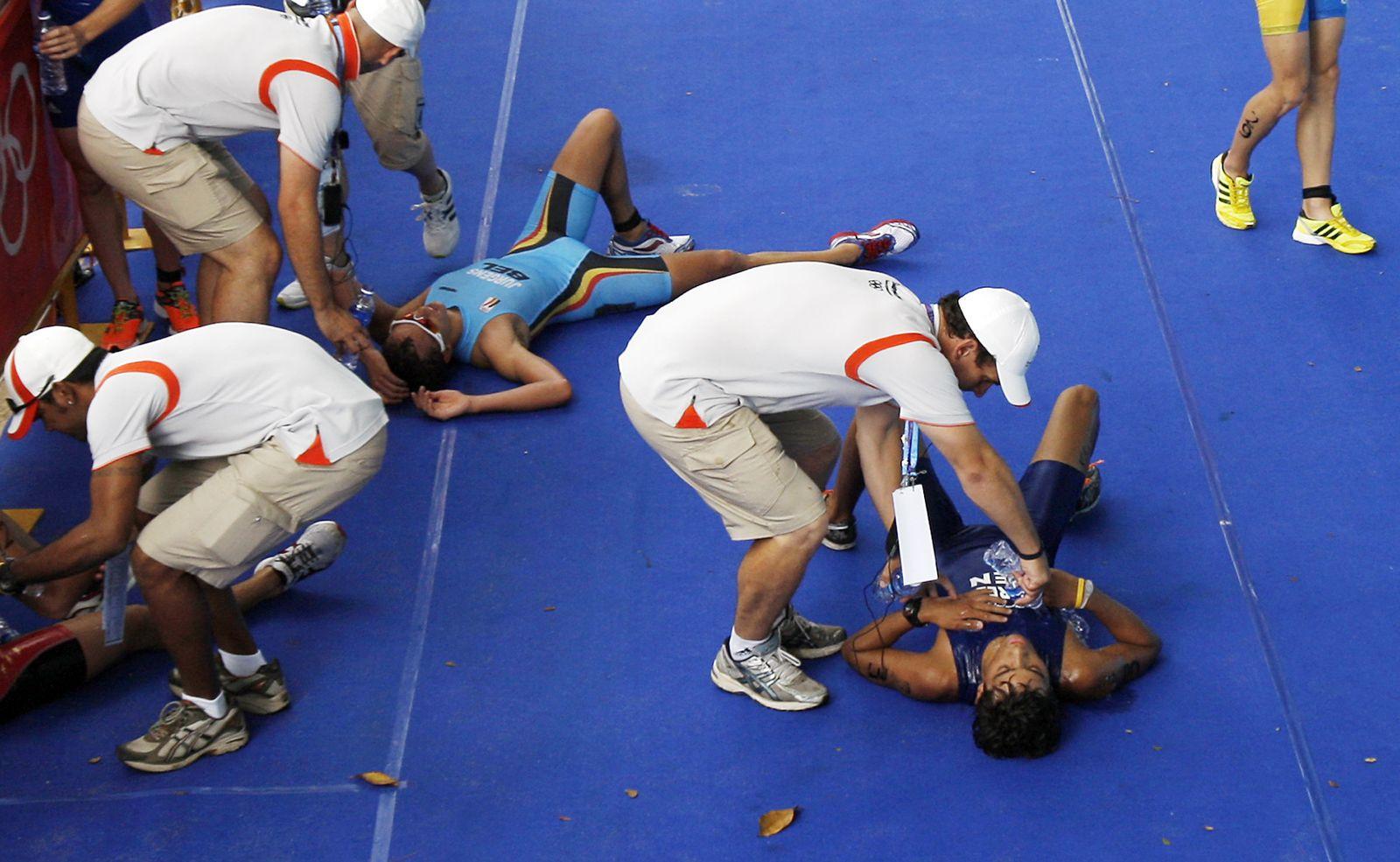 Singapore Youth Olympics Triathlon
