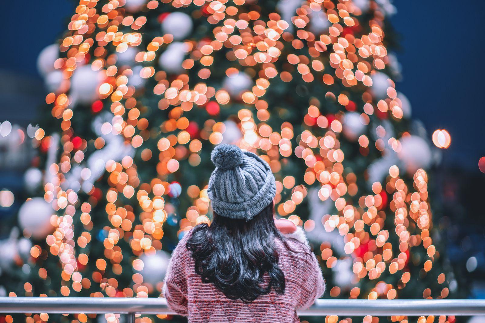EINMALIGE VERWENDUNG Entspannung / Weihnachten