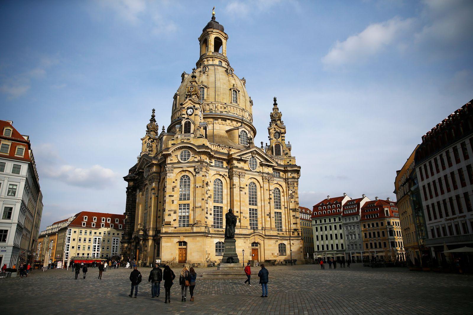 Frauenkirche/ Dresden