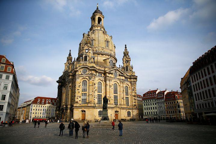 Im alten Glanz: So sieht die Frauenkirche in Dresden heute aus