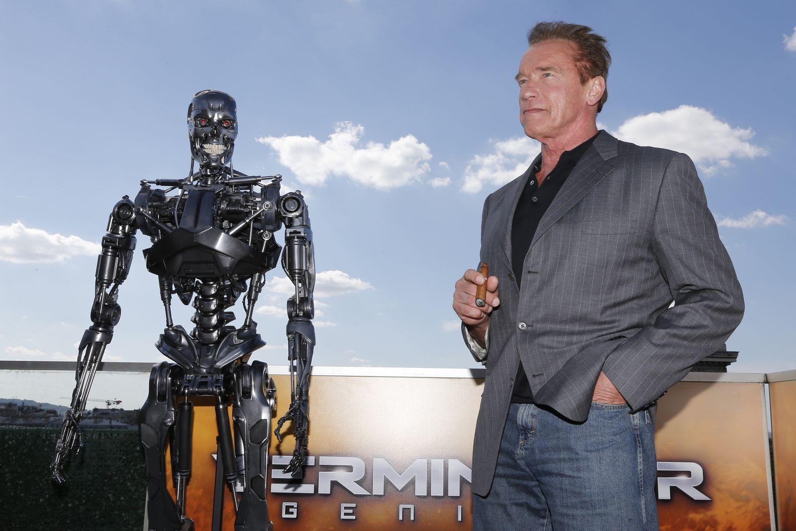 Terminator / Roboter