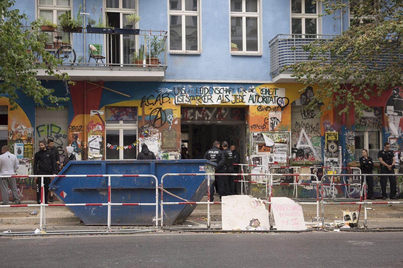 Rigaer Straße 94/ Berlin