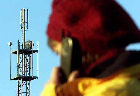 Mobilfunkanlage: Basis für das Radar der Zukunft?