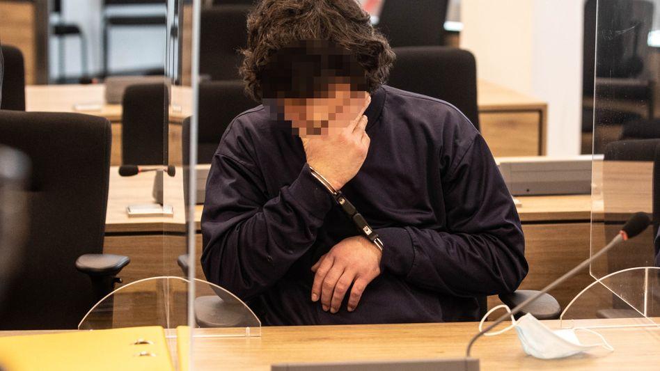Angeklagter Abdullah al H. H.: Laut Gericht ein Überzeugungstäter
