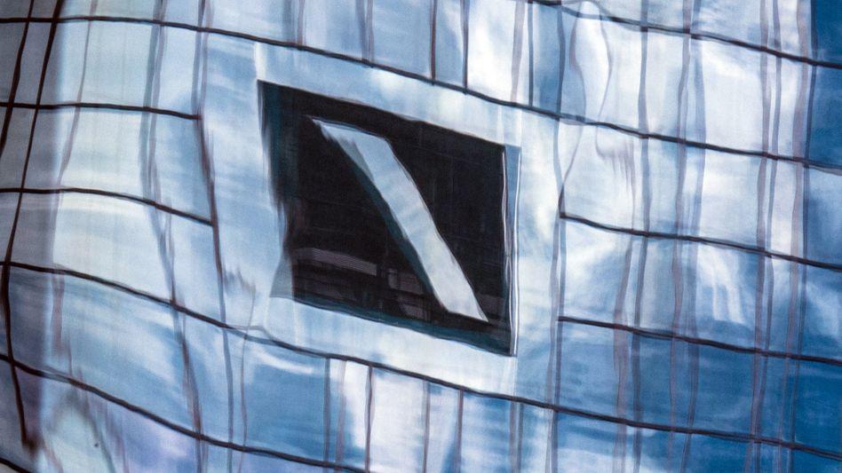 Deutsche-Bank-Zentrale in Frankfurt: Hoffen auf die Zeit nach dem Umbau
