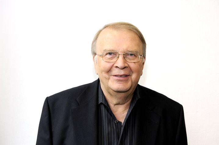 Autor Wilhelm Genazino