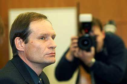 Armin M.: Mildes Urteil für den Kannibalen
