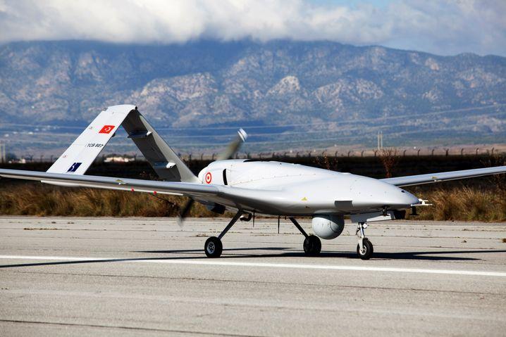 """""""Bayraktar TB2"""": Die Zeitschrift """"Israel Defense"""" bezeichnete die Drohne bereits 2019 als """"eine der besten ihrer Klasse"""""""