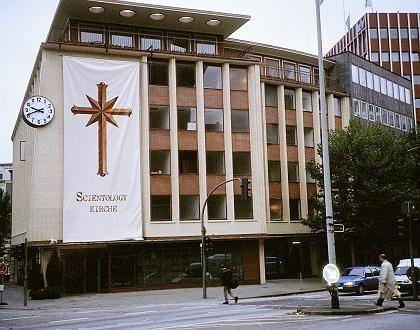 Scientology-Zentrale (in Hamburg): Intime Fragen (Archivbild)